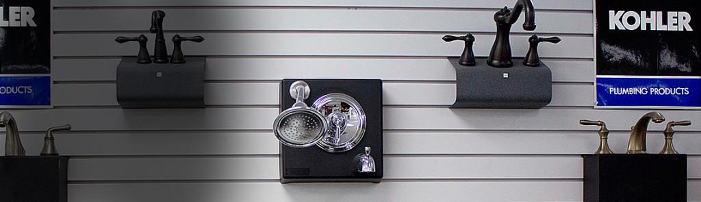 Find Quality Brands Kohler & Moen in our Showroom