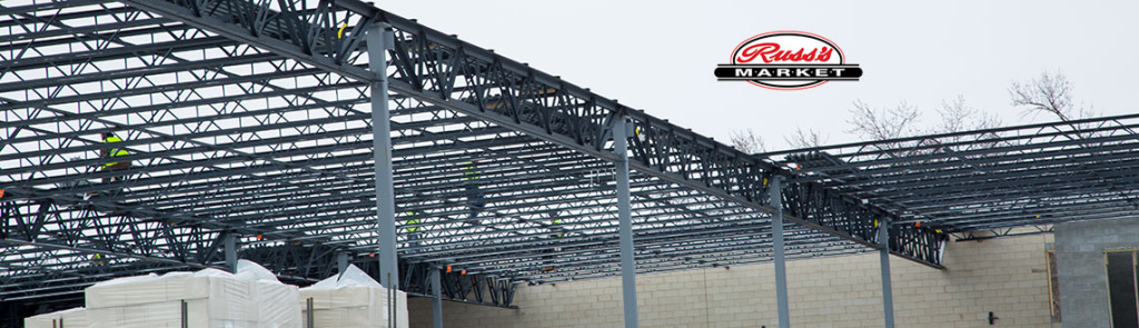 Kully Steel Used in New Russ's Market Construction